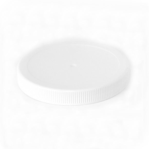 Cap 58-400 white with foam liner