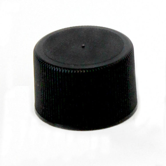 Cap 24-410  black ribbed sides with a foam liner
