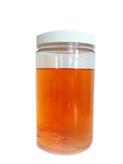 Jar 32 oz wide mouth PET 89 mm Clear