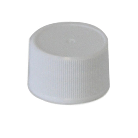 Cap 28-400  white ribbed sides with a foam liner and ps-22