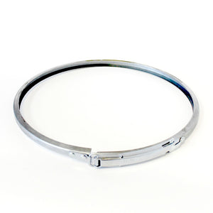 Lever locking ring