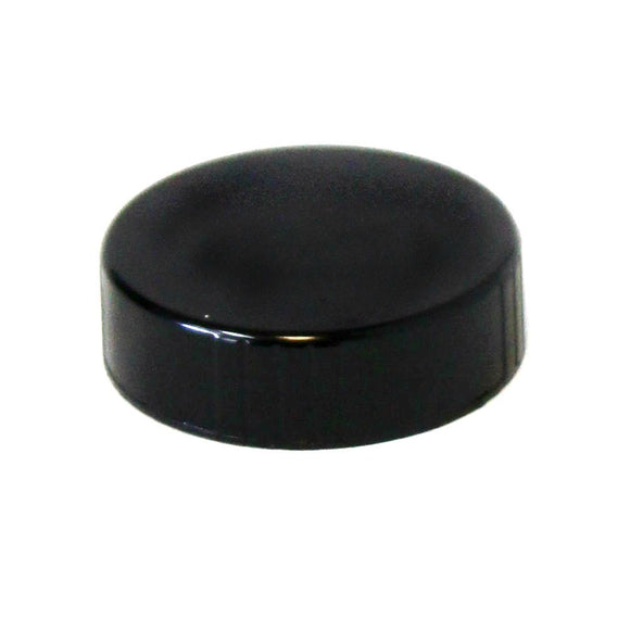 Cap 24-400 poly seal cap with cone insert