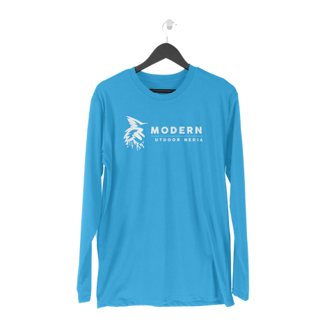 Modern Outdoor Media Performance Long Sleeve