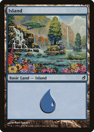 Island (287) [Lorwyn] | Jack's on Queen