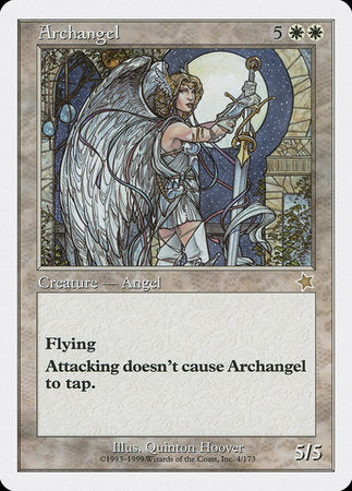 Archangel [Starter 1999] | Jack's on Queen