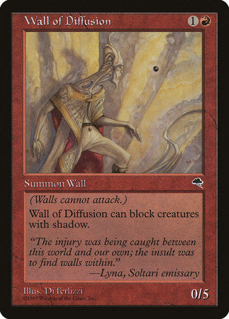 Wall of Diffusion [Tempest] | Jack's on Queen