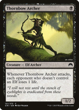 Thornbow Archer [Magic Origins] | Jack's on Queen