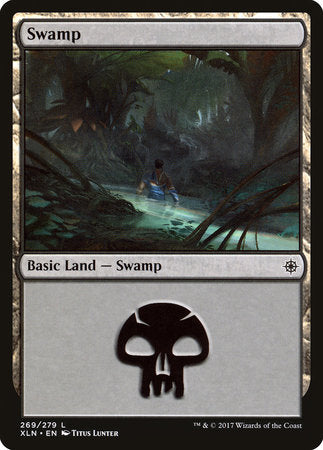 Swamp (269) [Ixalan] | Jack's on Queen