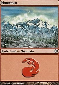 Mountain (378) [Coldsnap Theme Decks] | Jack's on Queen