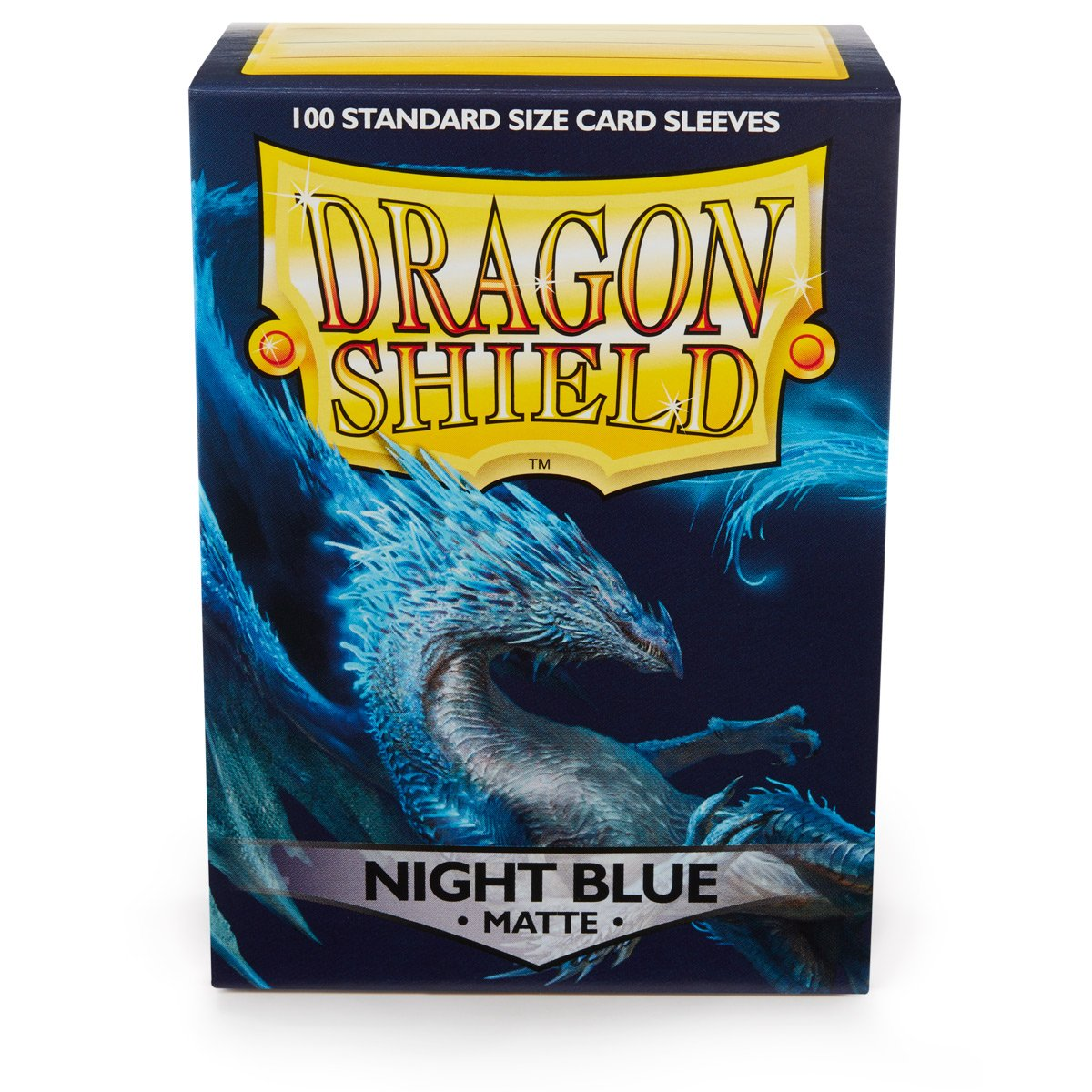 Dragon Shield Standard Matte Night Blue 'Botan' – (100ct) | Jack's on Queen