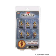 Dungeons & Dragons - Attack Wing Wave 1 Sun Elf Guard Troop Expansion Pack | Jack's on Queen