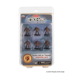 Dungeons & Dragons - Attack Wing Wave 1 Hobgoblin Troop Expansion Pack | Jack's on Queen