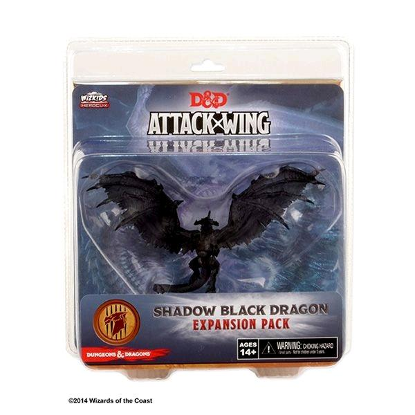 Dungeons & Dragons - Attack Wing Wave 2 Black ShadowDragon Expansion Pack | Jack's on Queen