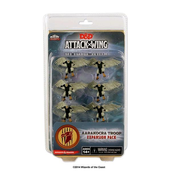 Dungeons & Dragons - Attack Wing Wave 2 Aarakocra Troop Expansion Pack | Jack's on Queen