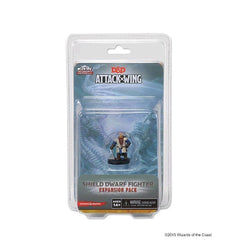Dungeons & Dragons - Attack Wing Wave 6 Shield Dwarf Fighter Expansion Pack | Jack's on Queen