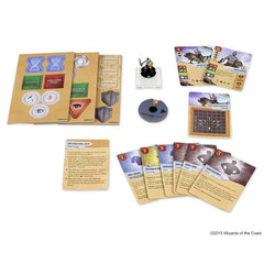 Dungeons & Dragons - Attack Wing Wave 6 Water Cult Warrior Expansion Pack | Jack's on Queen