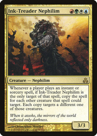 Ink-Treader Nephilim [Guildpact] | Jack's on Queen