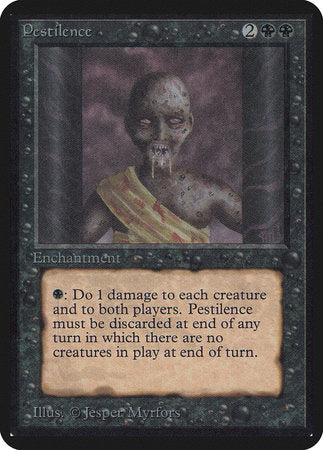 Pestilence [Limited Edition Alpha] | Jack's on Queen