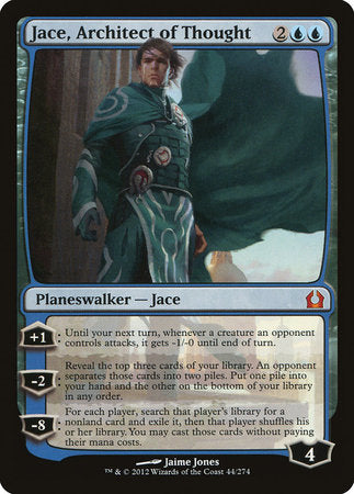 Jace, Architect of Thought [Return to Ravnica] | Jack's on Queen