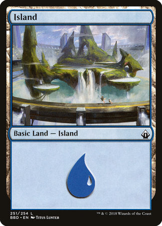 Island [Battlebond] | Jack's on Queen