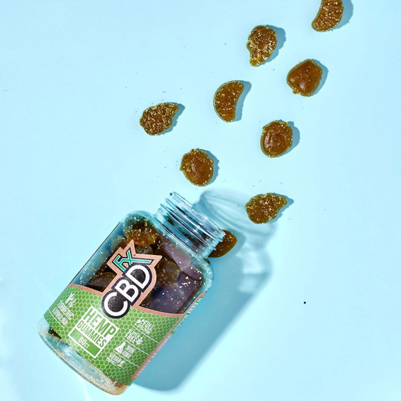CBD Gummies | Buy on CBD Giant