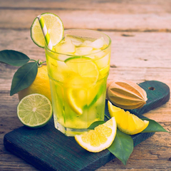 Refreshing CBD Lemonade