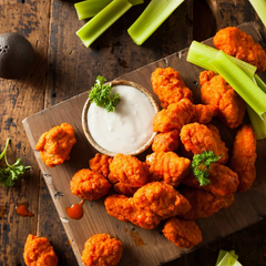 Delicious CBD hot wings recipe