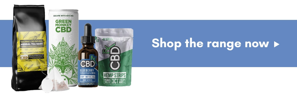 CBD Giant Range of products