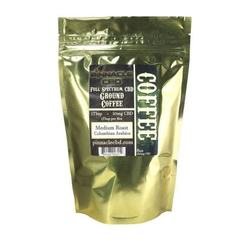 CBD Coffee Pinnacle CBD infused Coffee