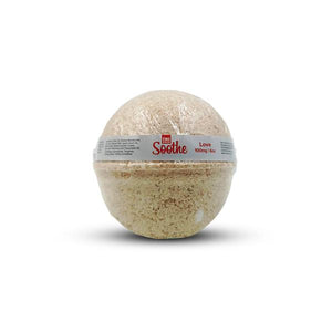 CBD Eaze Full Spectrum 100mg CBD Bath Bombs – Love