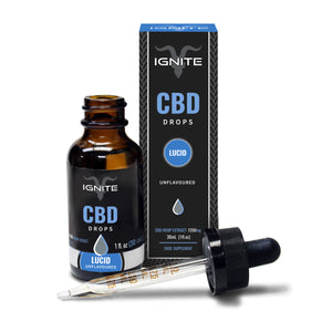 Ignite 1200mg CBD Oral drops 30ml (5 flavours)