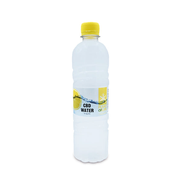 Plant Of Life CBD 10mg Lemon Flavoured Water