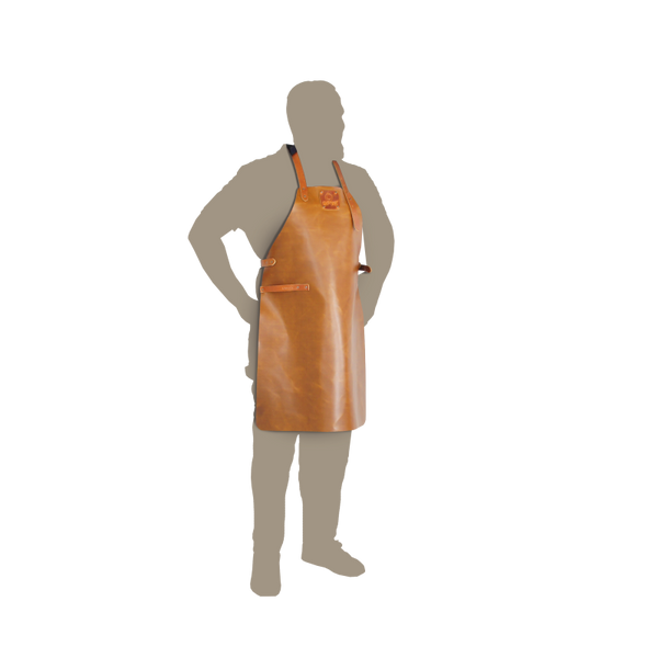 OFYR Leather Apron