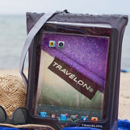 Waterproof iPad Pouch