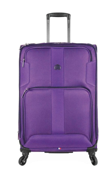 "Delsey Volume Max 19"" Carry-On Spinner"