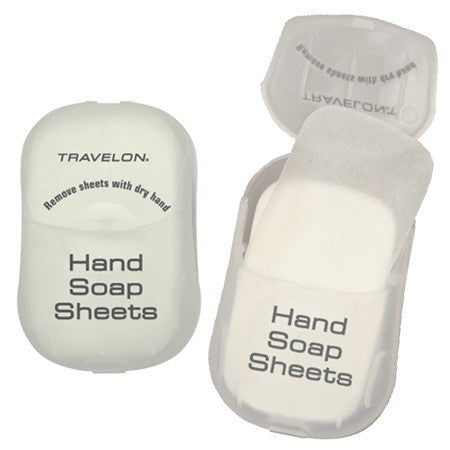 HAND SOAP SHEETS - SET OF 2