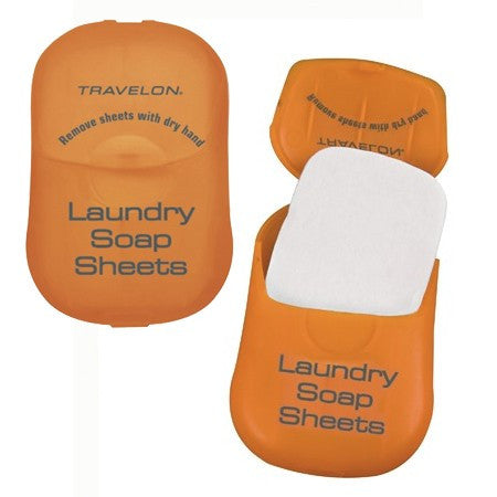 LAUNDRY SOAP SHEETS - SET OF 2