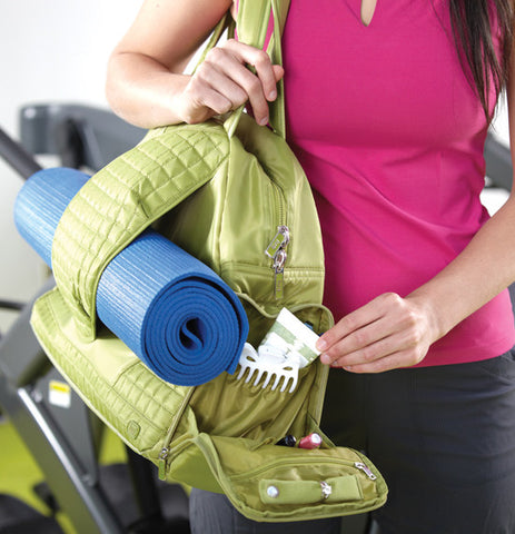 CARTWHEEL FITNESS/OVERNIGHT BAG