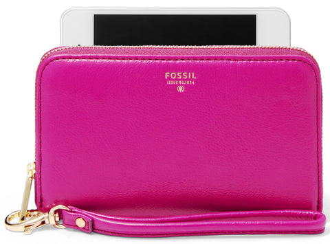 Fossil Zip Phone Wallet