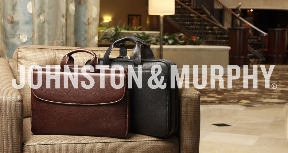 Johnston & Murphy is a pillar of classic workmanship and a beacon of fashion and style.