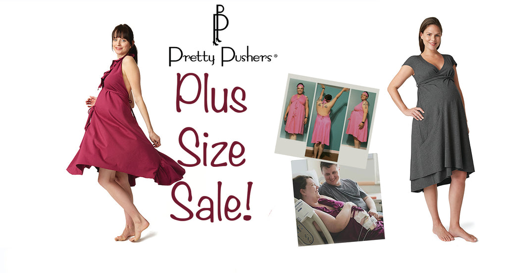 Plus Size Maternity sale – Pretty Pushers