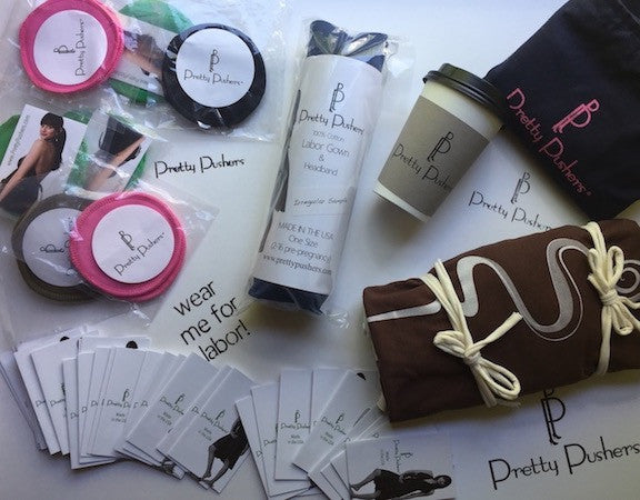 Deluxe Doula Sample Pack