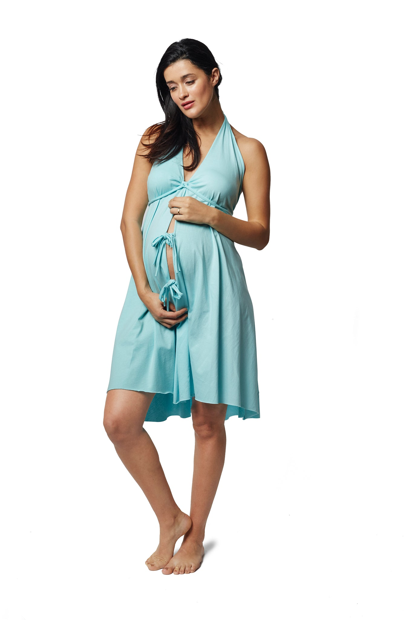 7fb3395309 Labor and Delivery Gowns – Pretty Pushers