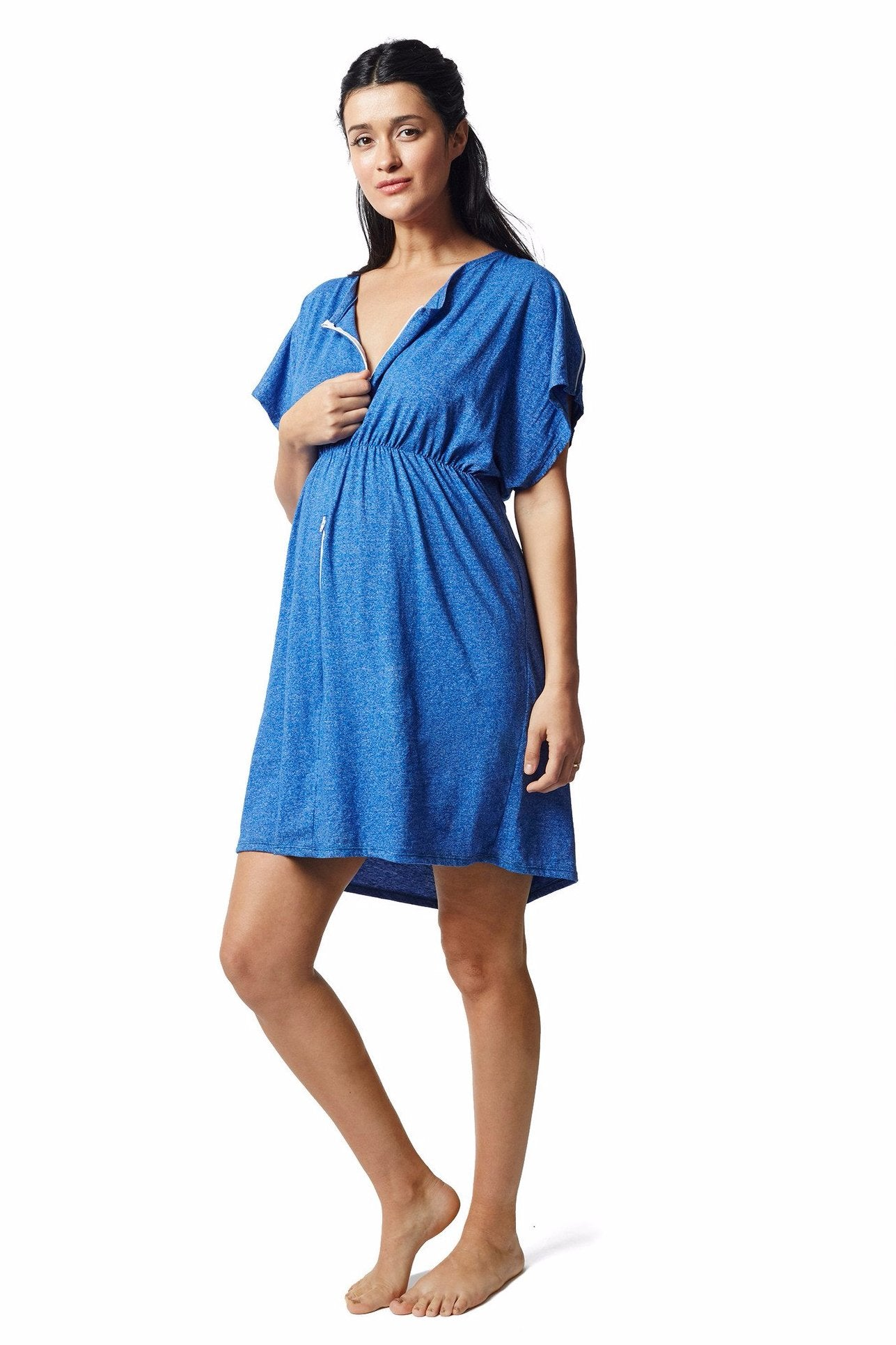 1f6ba68cbd6a4 Simplicity Labor and Delivery Patient Gown – Pretty Pushers