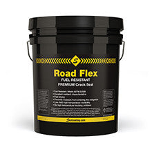 Road Flex Premium Crack Seal-Crackfillers Cold Applied-Sealcoating TX Whse-Sealcoating.com