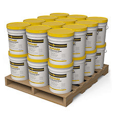 Skipdash Type II Bulk Pavement Paint-Paint & Coatings-Sealcoating TX Whse-Yellow Type II Traffic Paint Fast Dry Supreme Waterborne-Sealcoating.com