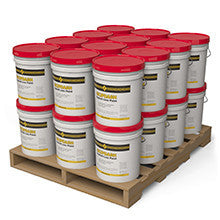 Skipdash Red Pavement Marking Paint Fast Dry Full Pallet