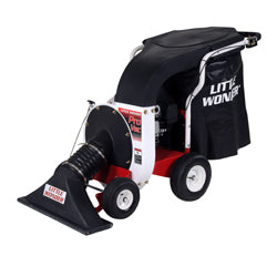 Little Wonder Pro Vac Briggs and Stratton Vanguard Pro Vac