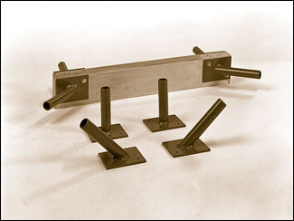 "9"" Handles for Aluminum 2"" x 5"" Concrete Float (qty 4)-Concrete Specialty Tools-Slip Industries, Inc-Sealcoating.com"