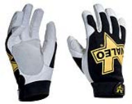 Asphalt Equipment Gloves Leather-Protective Apparel-The Brewer Company-Medium-Sealcoating.com